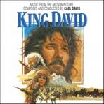 KING DAVID. Réalisateur : Bruce Beresford. Compositeur : Carl Davis. 2CD Quartet Records QT 159