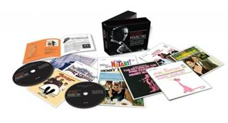 HENRY MANCINI. The Classic Soundtrack Collection. Legacy – Sony. Disponible le 17 novembre 2014