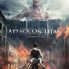 ATTACK ON TITAN. Réalisation : Shinji Higuchi. Compositeur : Shiro Sagisu. 1CD Milan Music n° 399759-2