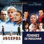 JOSEPHA – FEMMES DE PERSONNE : Réalisateur : Christopher Frank. Compositeur : Georges Delerue. 1CD MusicBoxrecords MBR – 077