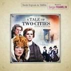 A TALES OF TWO CITIES. Réalisation : Philippe Lemonnier. Compositeur : Serge Franklin. 1CD MusicBoxRecords MBR-080