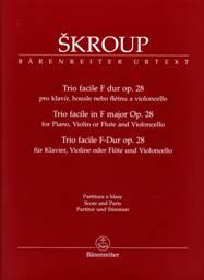Trio en mib majeur, op. 27.