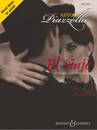 El Viaje, 15 tangos et autres pièces.