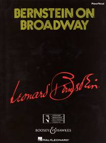Bernstein on Broadway.