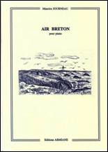 Maurice JOURNEAU : Air breton pour piano