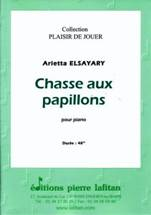 Arletta ELSAYARY : Chasse aux papillons