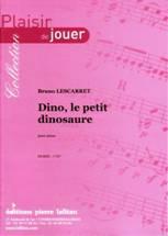 Bruno LESCARRET : Dino, le petit dinosaure,