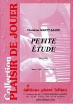 Christine MARTY-LEJON : Petite étude