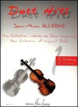 Jean-Marc ALLERME : Duet hits.