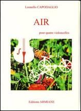 Leonello CAPODAGLIO : Air