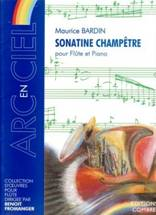Maurice BARDIN : Sonatine champêtre