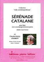 Claude-Henry JOUBERT : Sérénade catalane,