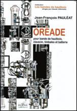 Jean-François PAULÉAT : Oréade