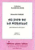 Alexandre CARLIN : Au pied de la muraille