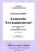 Claude-Henry JOUBERT : Concerto « Les kangourous »