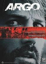 Alexandre DESPLAT : Argo. Extraits de la bande originale du film