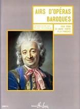 Michel VERSCHAEVE : Airs d'opéras baroques