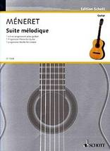 Laurent MÉNERET : Suite mélodique. 7