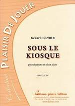 Serge LENOIR : Sous le kiosque