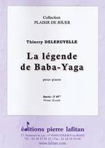 La légende de Baba-Yaga  pour piano