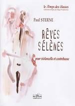 Rêves sélènes  pour violoncelle et contrebasse