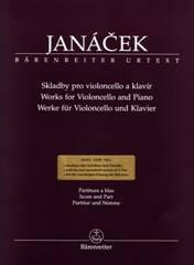 Œuvres pour violoncelle et piano