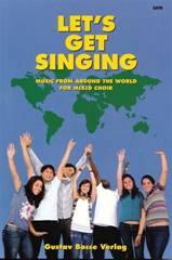 Let's get singing.