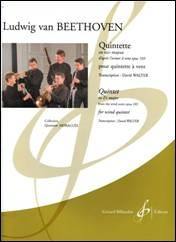 Quintette en mib majeur