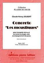 Claude-Henry JOUBERT : Concert « Les moustiques »