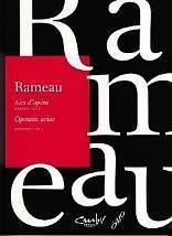 RAMEAU Jean-Philippe : Airs d'opéra.