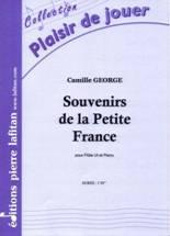 Camille GEORGE : Souvenirs de la Petite France