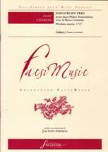 André CHÉRON : Sonates en trio