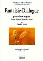 Daniel ROTH : Fantaisie-Dialogue