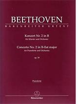 Ludwig van BEETHOVEN : Concerto n° 2