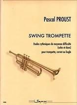 Pascal PROUST : Sonate à trois pour 3 trompettes