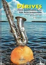 Giordano MUTO et Philippe VIAN : Dérives  pour saxophone alto.