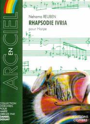 Nehama RUBEN : Rhapsodie Ivria, pour harpe