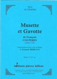 François COUPERIN : Musette et Gavotte