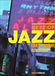 Christoph Schönherr : Jazz for Choir