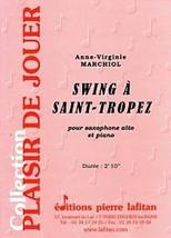 Anne-Virginie MARCHIOL : Swing à Saint-Tropez