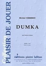 Michel CHEBROU : Dumka pour basson et piano