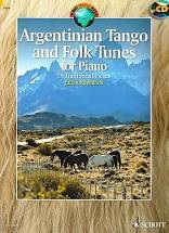 Argentinian Tango and Folk Tunes  pour piano