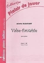 Arletta ELSAYARY : Valse-Fantaisie