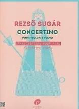 Rezsö SUGÁR : Concertino