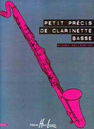 Petit précis de clarinette basse.