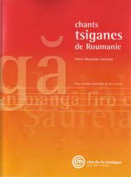Chants tsiganes de Roumanie