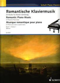Romantische Klaviermusik.