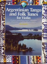 Argentinian Tango and Folk Tunes for Violin.