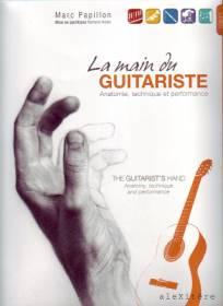 La main du guitariste