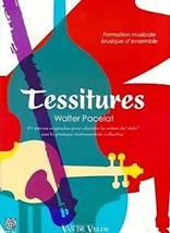 Walter PACELAT : Tessitures.